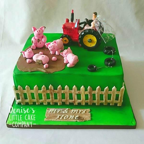 Denises Little Cake Company Cake Gallery Cakes Newton Abbot