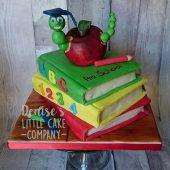 BOOKWORM-CAKE