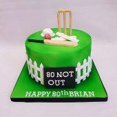 CRICKET-80TH-BIRTHDAY-CAKE
