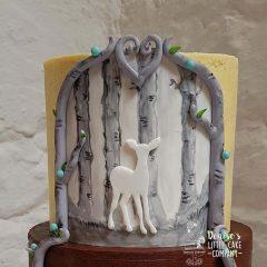 Harry-Potter-wedding-cake