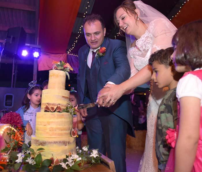 Wedding Testimonials: Denises Little Cake Company