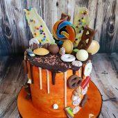 ORANGE-BRIGHT-COLOR-DRIP-CAKE