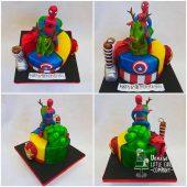 SUPERHERO-CAKE
