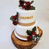 WINTER-CHRISTENING-CAKE