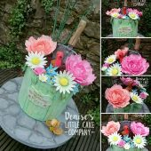 flower-plant-cake