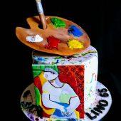 painter-cakes