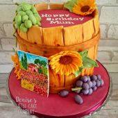wine-barrel-cake